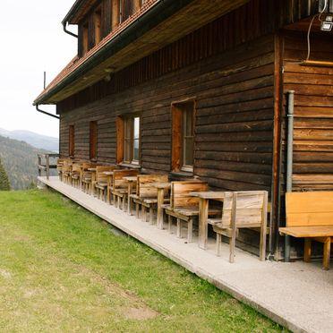 Sommer, Gamsberg Hütte, Pack, Steiermark, Österreich