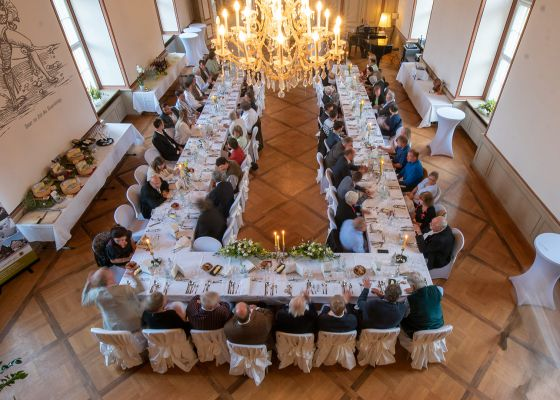 Green Meeting - Biohotel Schloss Kirchberg