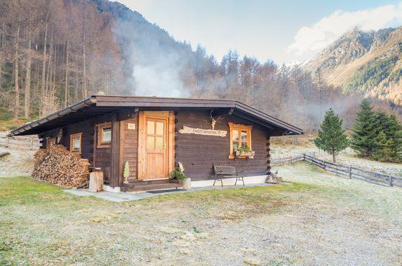 Sommer, Chalet Mondstein, St. Sigmund im Sellrain, Tirol, Österreich
