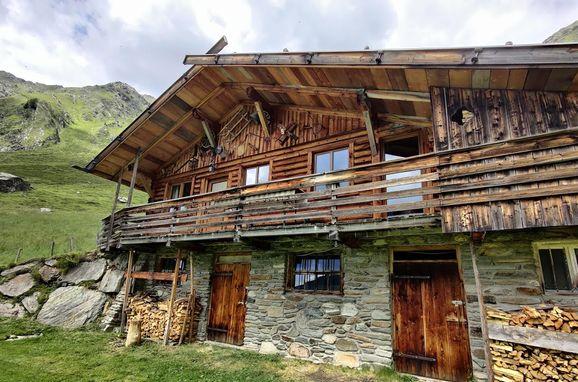 Sommer, Oberpranterhütte, Meransen, Trentino-Südtirol, Italien