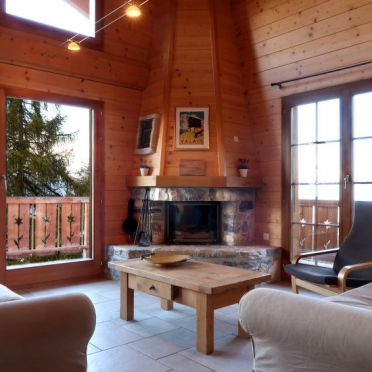 Inside Summer 3, Chalet Altamira, Nendaz, Wallis, Wallis, Switzerland