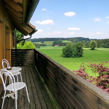 Innen Sommer 2, Ferienchalet Katrin, Siegsdorf, Oberbayern, Bayern, Deutschland