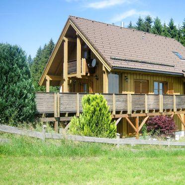 Außen Sommer 1 - Hauptbild, Ferienchalet Katrin, Siegsdorf, Oberbayern, Bayern, Deutschland