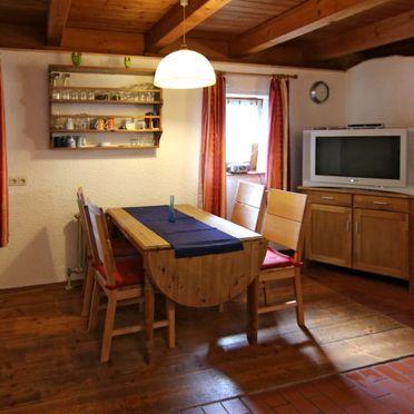 Innen Sommer 4, Ferienhütte Backhäusle, Alpirsbach, Schwarzwald, Baden-Württemberg, Deutschland