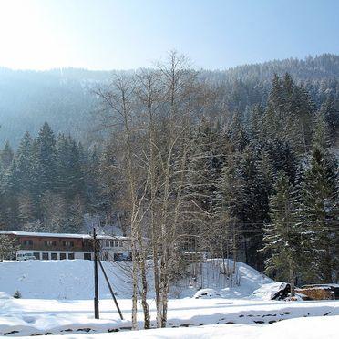 Außen Winter 19, Chalet Wühre im Silbertal, Silbertal, Montafon, Vorarlberg, Österreich