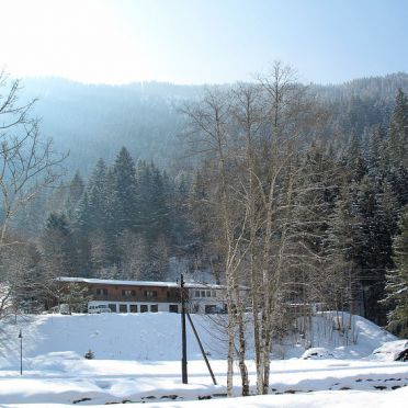 Outside Winter 19, Chalet Wühre im Silbertal, Silbertal, Montafon, Vorarlberg, Austria