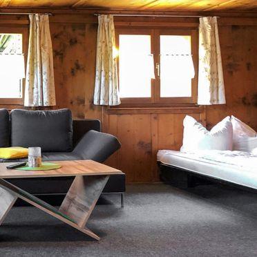 Innen Sommer 2, Chalet Mesa im Montafon, Tschagguns, Montafon, Vorarlberg, Österreich