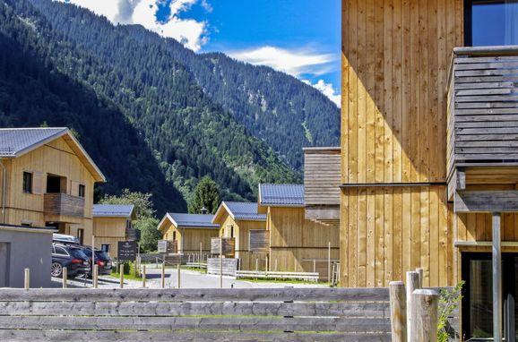 Außen Sommer 1 - Hauptbild, Chalet Montafonblick, Sankt Gallenkirch, Montafon, Vorarlberg, Österreich