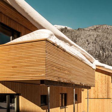 Außen Winter 31, Chalet Montafonblick, Sankt Gallenkirch, Montafon, Vorarlberg, Österreich
