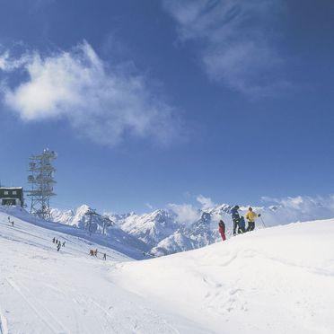 Innen Winter 34, Jagdhütte Biedenegg im Oberinntal, Fliess/Landeck/Tirol West, Oberinntal, Tirol, Österreich