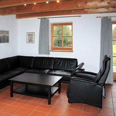 Innen Sommer 2, Ferienhütte Ilztal im Bayrischen Wald, Allmunzen, Bayerischer Wald, Bayern, Deutschland