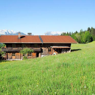 Outside Summer 1 - Main Image, Ferienhütte Marianne in Oberbayern, Reit im Winkl, Oberbayern, Bavaria, Germany