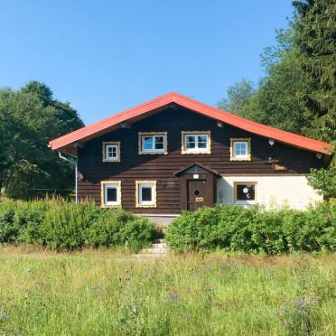 Outside Summer 1 - Main Image, Ferienhütte Kaiserhäusl im Bayerischen Wald, Bischofsreut, Bayerischer Wald, Bavaria, Germany