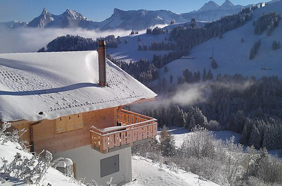 Outside Winter 17 - Main Image, Chalet La Poya, Moléson-sur-Gruyères, Freiburg, Freiburg , Switzerland