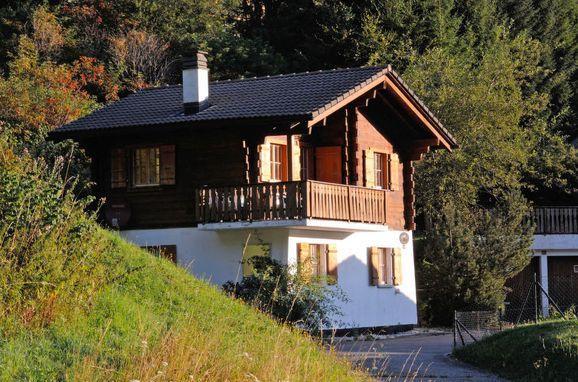 Außen Sommer 1 - Hauptbild, Chalet Mountain View, Moléson-sur-Gruyères, Freiburg, Freiburg, Schweiz