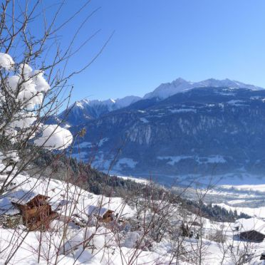 Outside Winter 29, Chalet Chistiala Dadens, Laax, Surselva, Graubünden, Switzerland