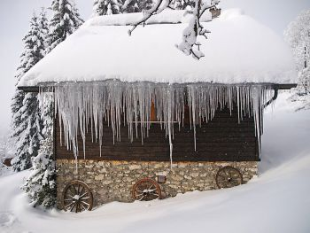 Ferienchalet de la Vue des Alpes im Jura - Jura - Schweiz