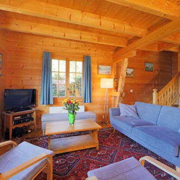 "Inside Summer 4, Chalet ""Zan Fleuron"" in den Waadtländer Alpen, Gryon, Waadtländer Alpen, Vaud, Switzerland"