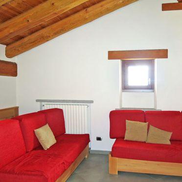 Innen Sommer 3, Casa pra la Funt, Sampeyre, Piemonte-Langhe & Monferrato, Piemont, Italien