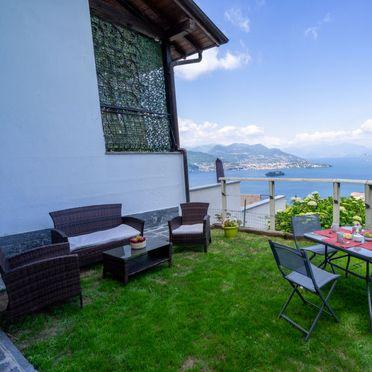 Innen Sommer 2, Chalet Ca' delle Isole, Stresa, Lago Maggiore, Piemont, Italien