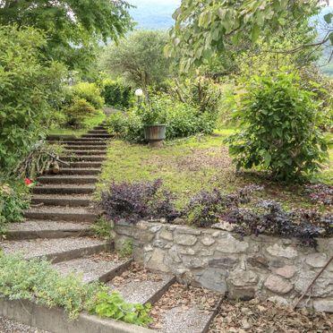 Innen Sommer 4, Chalet Sule Colline Casalesi, Casale Corte Cerro, Lago Maggiore, Lombardei, Italien