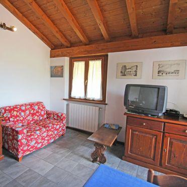Innen Sommer 3, Rustico la Cascinetta, Ispra, Lago Maggiore, Lombardei, Italien