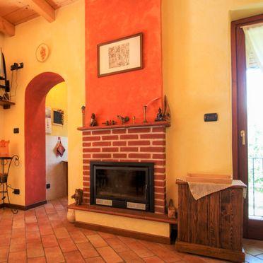 Innen Sommer 5, Rustico Casa Mulino, Castelveccana, Lago Maggiore, Lombardei, Italien