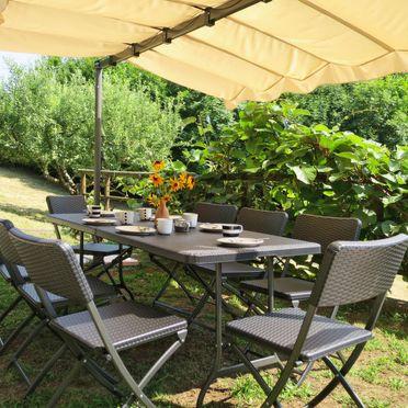 Innen Sommer 4, Rustico Fiorella, Luino, Lago Maggiore, Lombardei, Italien