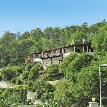 Außen Sommer 3, Rustico delle Rose, Cannero Riviera, Lago Maggiore, Piemont, Italien