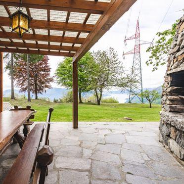 Außen Sommer 4, Ferienhaus Baita Nini, Cannero Riviera, Lago Maggiore, Piemont, Italien