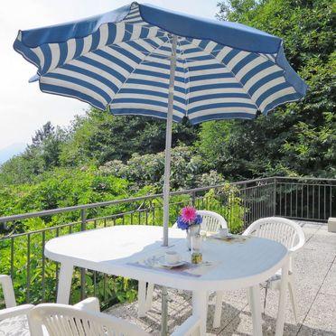 Outside Summer 4, Ferienhaus Baita Lavu, Cannero Riviera, Lago Maggiore, , Italy