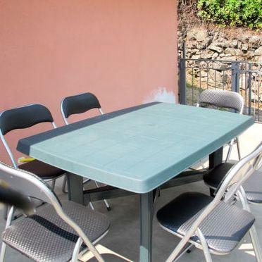 Innen Sommer 2, Ferienhaus Ca' Rossa, Porlezza, Luganer See, Lombardei, Italien