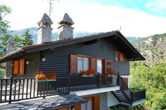 Außen Sommer 1 - Hauptbild, Chalet Sanitate, Arvier, Aostatal, Aostatal, Italien