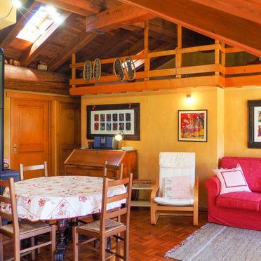 Innen Sommer 4, Chalet chez Les Roset, Arvier, Aostatal, Aostatal, Italien