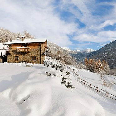 Outside Winter 15, Chalet Anna, Grosotto, Lombardei, , Italy