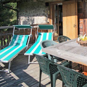 Outside Summer 4, Chalet Baita El Deroch, Predazzo, Fleimstal, Alto Adige, Italy