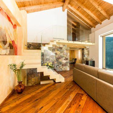 Innen Sommer 4, Chalet Paradise, Predazzo, Fleimstal, Trentino-Südtirol, Italien