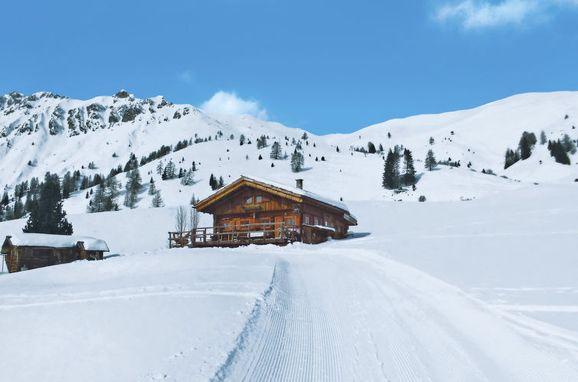 Outside Winter 24 - Main Image, Chalet Baita Medil, Moena, Dolomiten, Alto Adige, Italy