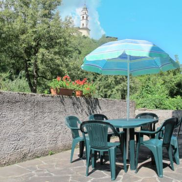 Außen Sommer 3, Rustico Al Mulino, Lago di Caldonazzo, Trentino-Südtirol, Trentino-Südtirol, Italien