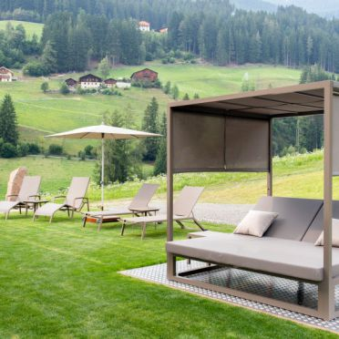 Außen Sommer 3, Hütte Spiegelhof, Sarntal, Bozen-Südtirol, Trentino-Südtirol, Italien