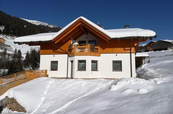Außen Winter 52 - Hauptbild, Hütte Spiegelhof, Sarntal, Bozen-Südtirol, Trentino-Südtirol, Italien
