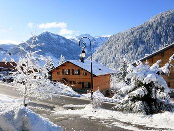 Chalet fer à Cheval - Rhône-Alpes - Frankreich