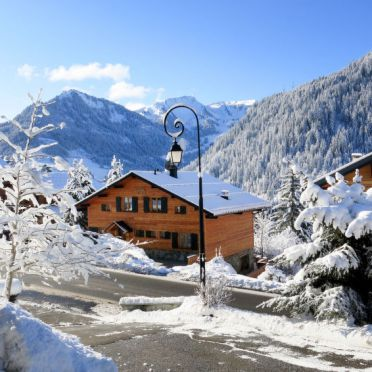 Innen Winter 15, Chalet fer à Cheval, Châtel, Savoyen - Hochsavoyen, Rhône-Alpes, Frankreich
