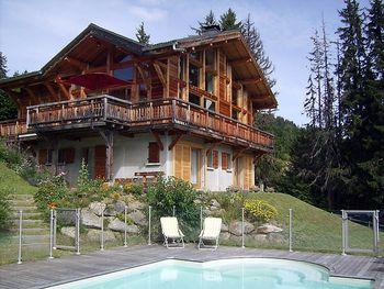 Chalet l'Epachat - Auvergne-Rhône-Alpes - Frankreich