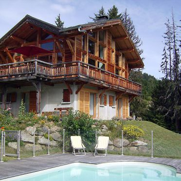 Outside Summer 1 - Main Image, Chalet l'Epachat, Saint Gervais, Savoyen - Hochsavoyen, Rhône-Alpes, France