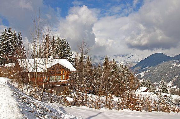 Außen Winter 31 - Hauptbild, Chalet l'Epachat, Saint Gervais, Savoyen - Hochsavoyen, Auvergne-Rhône-Alpes, Frankreich