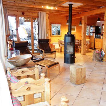 Innen Sommer 2 - Hauptbild, Chalet du Bulle, Saint Gervais, Savoyen - Hochsavoyen, Auvergne-Rhône-Alpes, Frankreich
