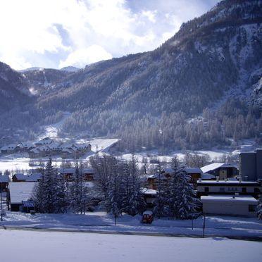 Außen Winter 18, Chalet L'Amandier, Serre Chevalier, Alpes du Sud, Provence-Alpes-Côte d'Azur, Frankreich