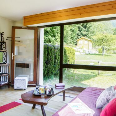 Innen Sommer 1 - Hauptbild, Chalet les Pelarnys, Chamonix, Savoyen - Hochsavoyen, Rhône-Alpes, Frankreich