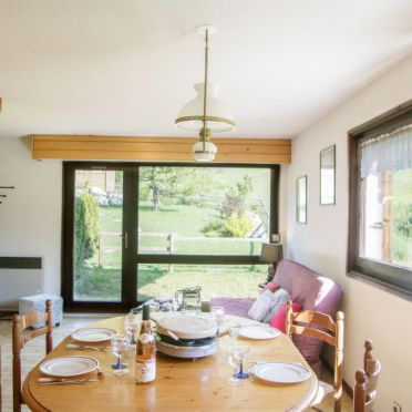 Innen Sommer 5, Chalet les Pelarnys, Chamonix, Savoyen - Hochsavoyen, Auvergne-Rhône-Alpes, Frankreich